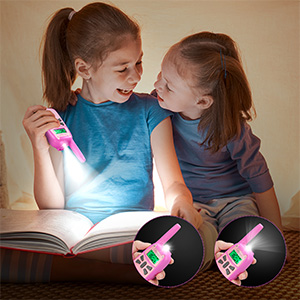 LED walkie talkie