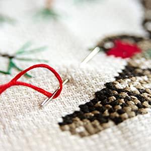 cotton perle pearl thread