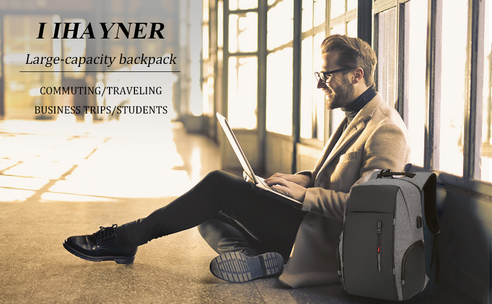 backpack for travel and business