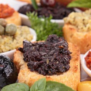 olive tapenade OMG Olive Olils