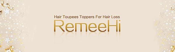 hair topper for loss thin hair