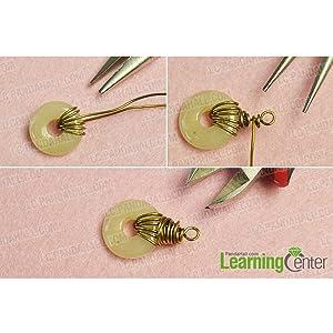 Bare Copper Wire Tarnish Resistant Jewelry Wire