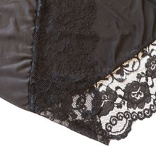 Silky soft high quality fabric provides light coverage, breathes well and stays comly on the skin