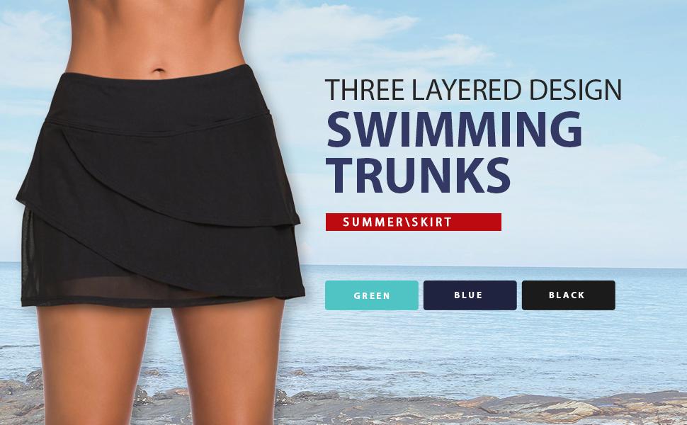 womens swim skirt bottoms womens black swim skirt grey swim skirt swim skirts for women swim skirt