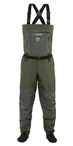 Brethable Chest Waders