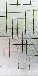 Criss-cross Pattern