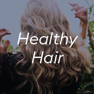 healthy hair regrow regrowth stronger hair nails skin shiny