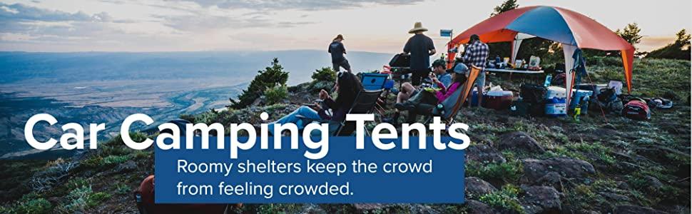 Big Agnes Car Camping Tents