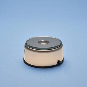 round, rotating, rotating round LED base, light base