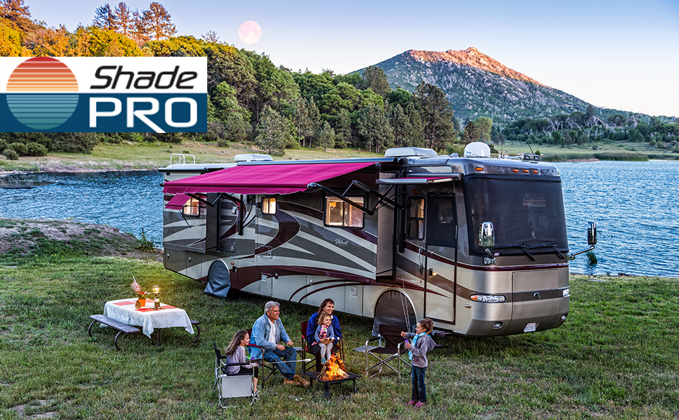 RV Awnings By ShadePro