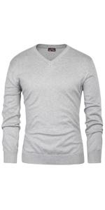 V-neck sweaters for men