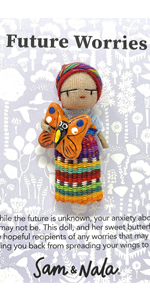 Worry Eater Doll
