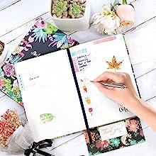 ruled notebook journal