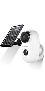 solar outdoor camera wireless