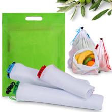Non-woven product bag