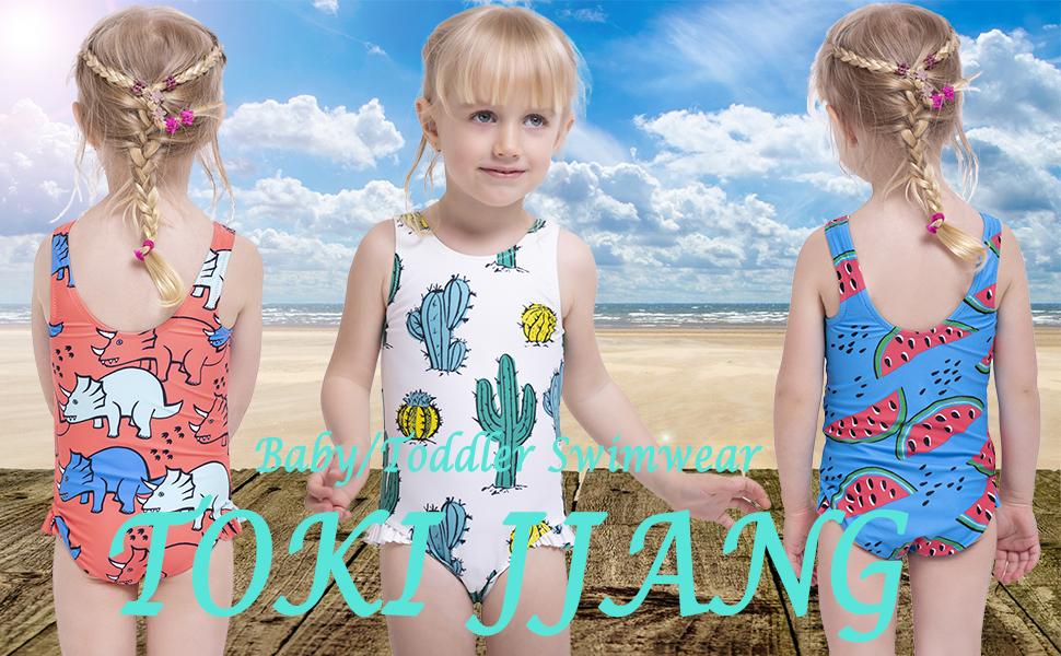 baby girl swimwear logo