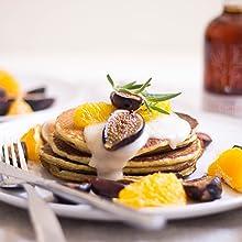 Escuminac maple syrup pancake