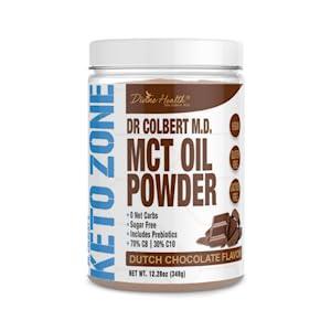 keto zone, dr colbert, ketogenic, keto diet, ketosis, mct, mct oil powder, mct oil, keto