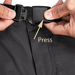 B3 comfortable waistband