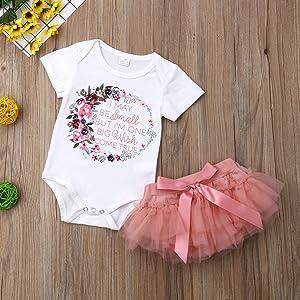 Toddler Girls Skirt Sets