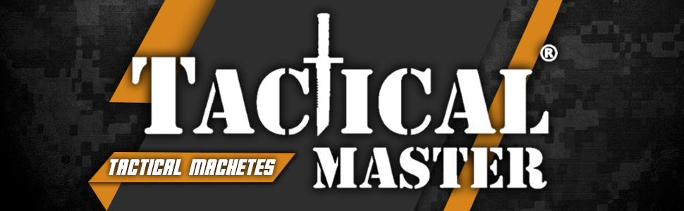 Tactical Master Machetes sharp outdoors