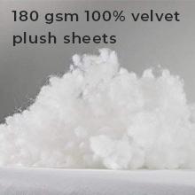 Velvet Plush Sheets