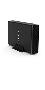 2.5 USB-C RAID Enclosure