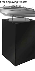 "24"" Tall Box Display Stand"