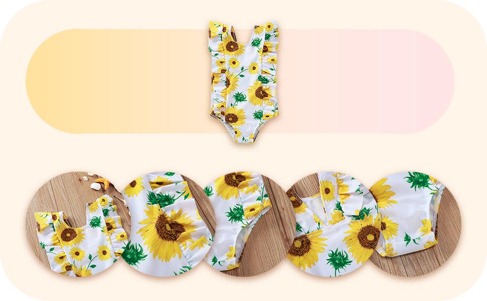 baby girl bikini bathing suit