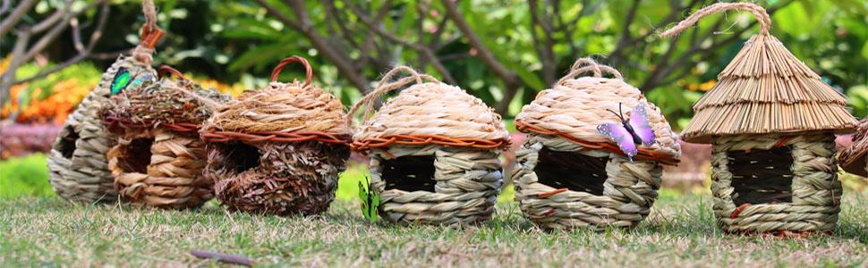Humming Bird Houses