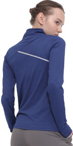 Women's Athletic Workout Tee Track Jacket