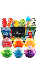 GN Bubble Bath Bombs Gift Set