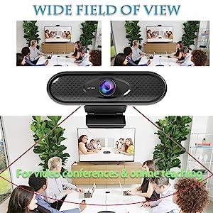 vide field of view