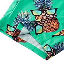 perfect details for swim shorts