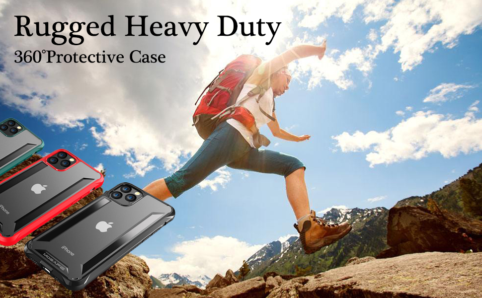 Rugged Heavy Duty