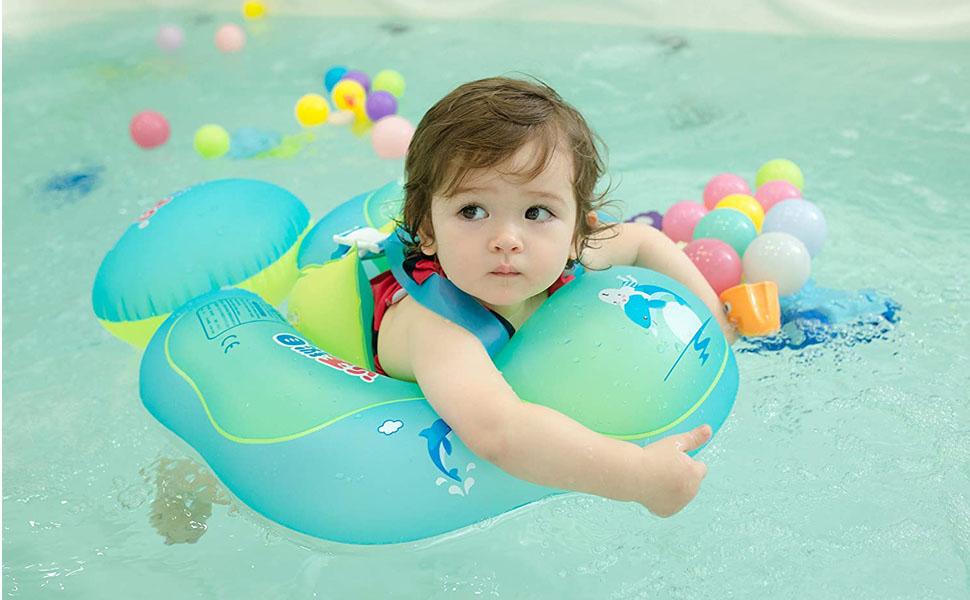 infants swim ring