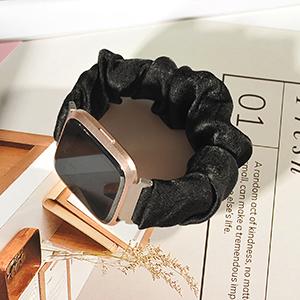 Scrunchie Bands Fitbit Versa 2 Lite Special Edition Women Girls Soft Cloth Elastic Fabric Strap