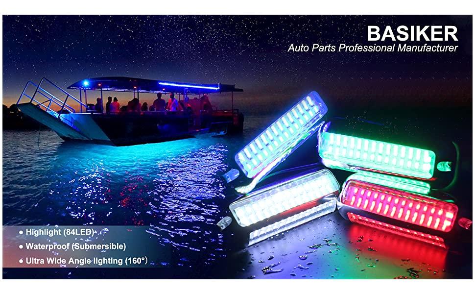 Boat Lights yacht lamp waterproof marine LED