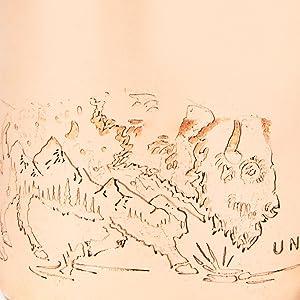 United By Blue - Where Buffalo Roam Copper Mug