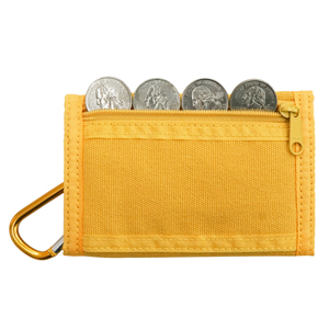 Boys kids wallet with YKK zip coin pocket is for quick access coins coupon small belongs in safety