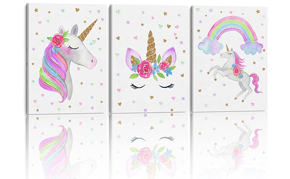 Canvas - Unicorn