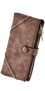 women long wallet