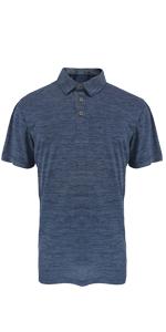 Navy Golf Polo Shirt