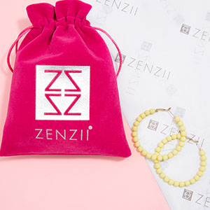 ZENZII Hoops Jewelry Care Gift