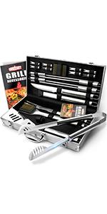 grilling tools set