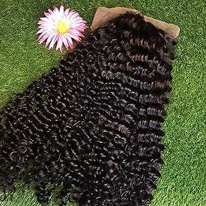 deep curly wigs human hair