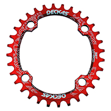 oval 104BCD 32T narrow wide chainring single chainring