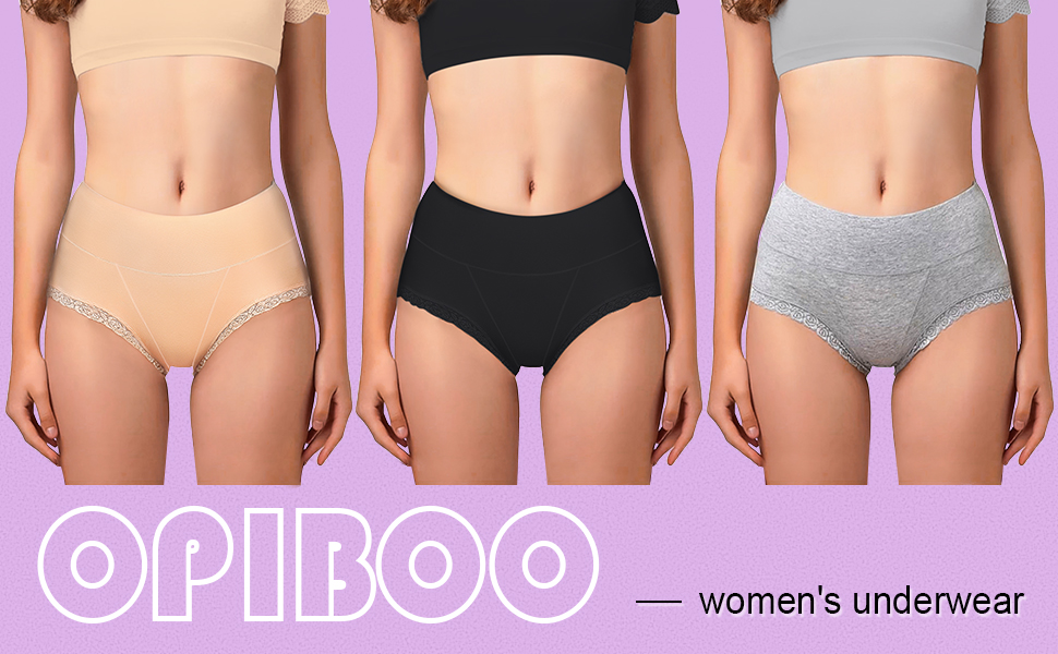 OPIBOO underwear women