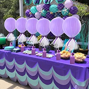 wedding party baby shower decorations