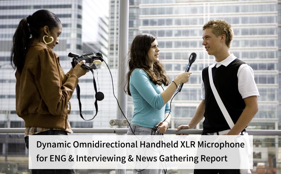 xlr handheld microphone